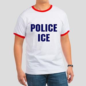 Police ICE Ringer T