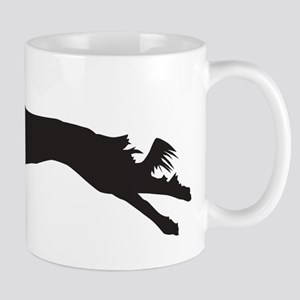 SALUKI COURSING Mugs