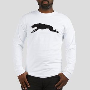 SCOTTISH DEERHOUND COURSING Long Sleeve T-Shirt