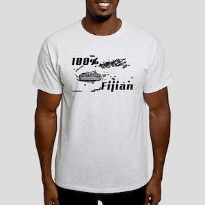 100% Fijian Light T-Shirt