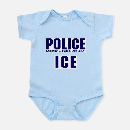 POLICE ICE Infant Bodysuit