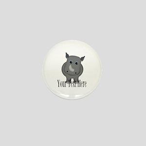 Rhino Baby Mini Button