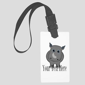 Rhino Baby Luggage Tag
