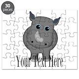 Rhinoceros Puzzles