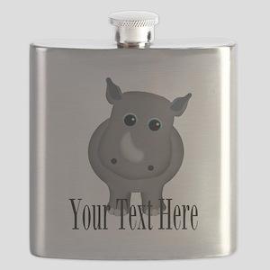 Rhino Baby Flask