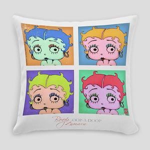 Betty Boop Pop Art Everyday Pillow