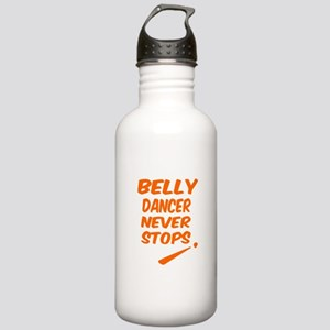 Belly Dancer Never Sto Stainless Water Bottle 1.0L