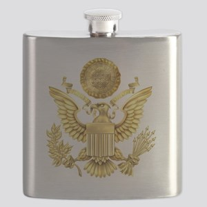 Presidential Seal, The White House Flask