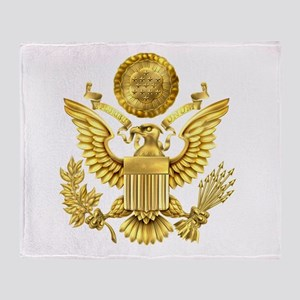 Presidential Seal, The White House Throw Blanket