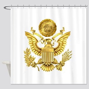 Presidential Seal, The White House Shower Curtain