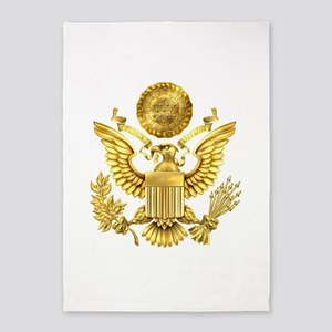 Presidential Seal, The White House 5'x7'Area Rug
