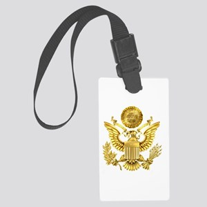 Presidential Seal, The White Hou Large Luggage Tag