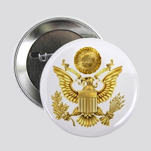 """Presidential Seal, The Whit 2.25"""" Button (10 pack)"""