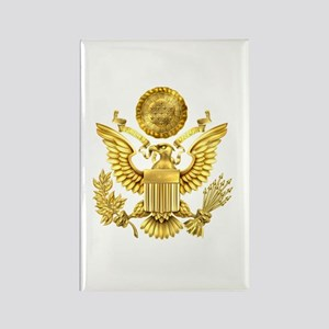 Presidential Seal, The White Hous Rectangle Magnet