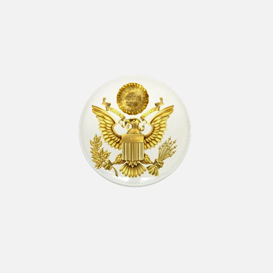 Presidential Seal, The White House Mini Button