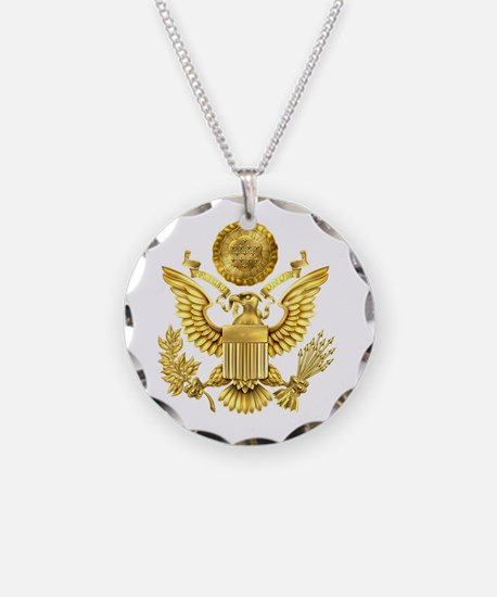 Presidential Seal, The White Necklace
