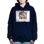 Welcome to Texas! #884 Women's Hooded Sweatshirt