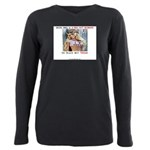 Welcome to Texas! #884 Plus Size Long Sleeve Tee
