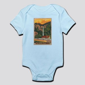 Multnomah Falls, Oregon Body Suit