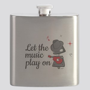 Let the music play on Flask