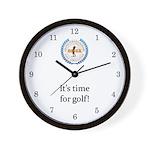 GSSGA Wall Clock