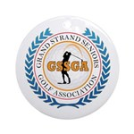 GSSGA Ornament (Round)