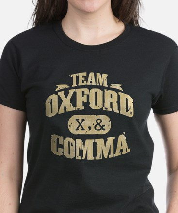 team-comma-gld-T T-Shirt