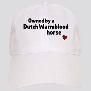 Dutch Warmblood horse Hat