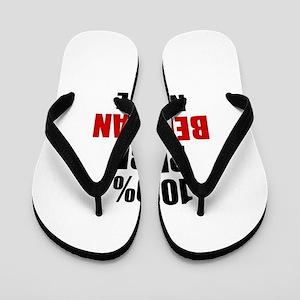 100 % Pure Belizean Native Flip Flops