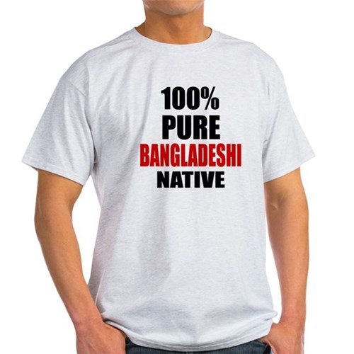 100 % Pure Bangladeshi Native T-Shirt