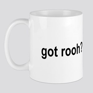 Got Rooh?  Coffee Mug (white)