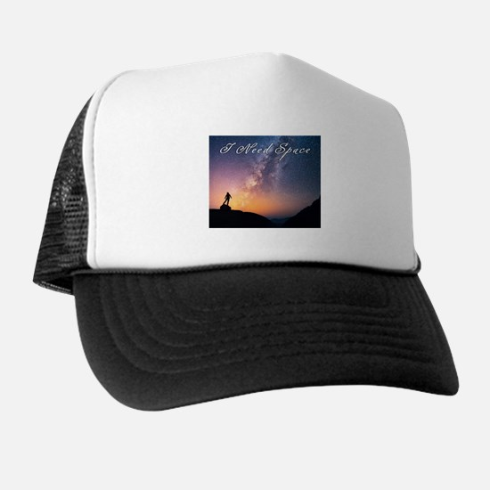 I need space Trucker Hat