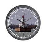 De Tour Reef Light Wall Clock