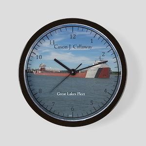 Cason J. Callaway Wall Clock