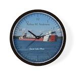 Arthur M. Anderson Wall Clock