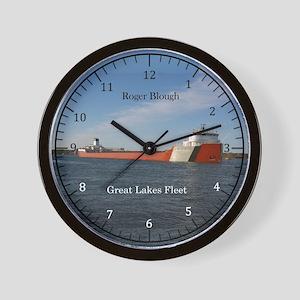 Roger Blough Wall Clock