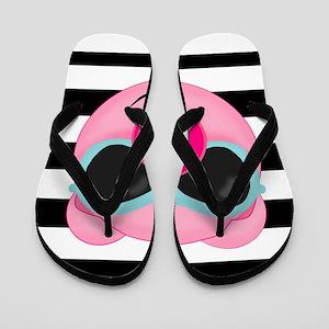 Summertime Pig Flip Flops