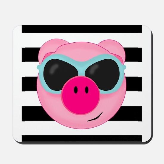 Summertime Pig Mousepad