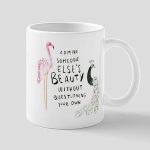 Admire Beauty Mugs