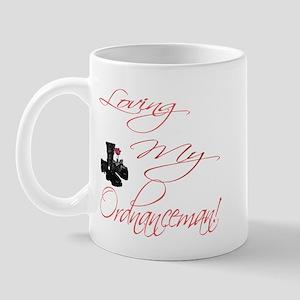 loving my Ordnanceman Mug