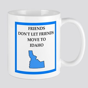 i hate this state Mugs