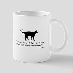 Ancient Cat Proverb Mugs