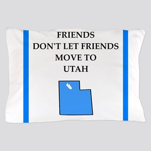 utah Pillow Case