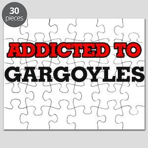 Addicted to Gargoyles Puzzle