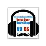 VOBS color logo Sticker