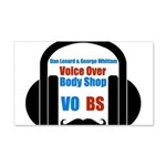 VOBS color logo Wall Decal