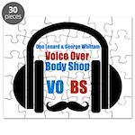 VOBS color logo Puzzle