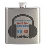 VOBS color logo Flask