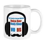 VOBS color logo Mugs