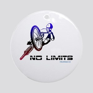 NO LIMITS Ornament (Round)